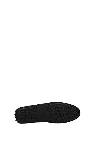 XXW0WL0Q330BR0B999 Tod's Pantoufle Femme Cuir Noir Noir
