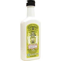 J R Watkins Aloe Grüner Tee Hand & Körperlotion 330 ml