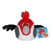 "Angry Birds - Rio - Pedro Yellow Bird Plush - Talking - 13cm 5"""