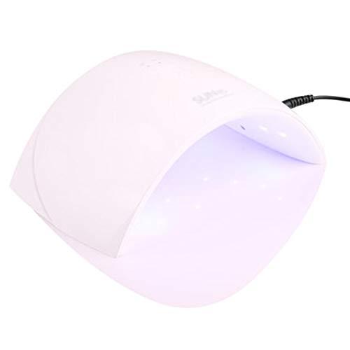 FHer-Nail Lamp Secador Clavos LED Profesional curado