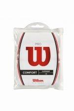 Wilson Griffband Pro Overgrip 12 Pack, Weiß