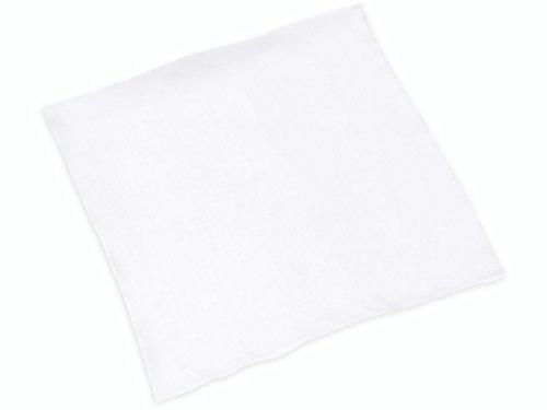 Preisvergleich Produktbild KNORR prandell Seidentuch,  B900 x H900 mm,  34 g qm,  weiß