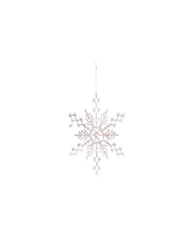 Toyland 16.5 cm 2 Satz-Schneeflocken Für die Eingefrorene Themed Partei (PM66)