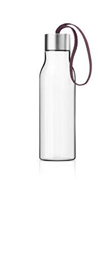 Eva Solo Trinkflasche, weinrot, 0,5 Liter