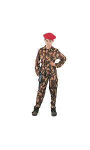 Costume enfant Army Special (Kostüm Boys Special Forces)