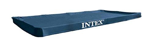 Intex 07432 Pool-Abdeckplanerechteckig blau 4,50m