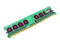 Transcend 2Go Proprietary/HP-COMPAQ mémoire 2Go DDR2667MHz ECC mémoire Module–Memory modules (, 240-pin DIMM DDR2, 1.8V)
