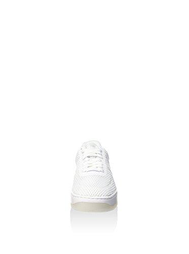 Nike W Af1 Low Upstep Br, Chaussures de Sport Femme Blanc - Blanc