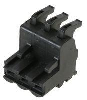 CONN'R PCB PLG 5.08MM, 3P ASP0460302 By RIA CONNECT Conn Block