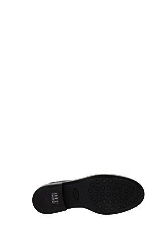 XXW0ZP0R790GOCB999 Tod's Chaussure mi montantes Femme Cuir Noir Noir