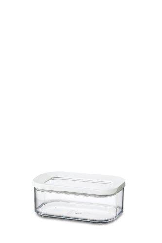 Mepal Vorratsdose Modula 425 ml, Plastik, Weiß, 14.4 x 9 x 5.9 cm, 1 Einheiten