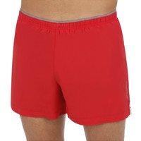 Brooks Herren Oberbekleidung Sherpa VI 5 Zoll Shorts, beige, L, 210579-630 (Training Kurze Bekleidung Brooks)