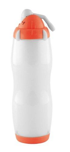 ZAK Designs Cool Sip Trinkflasche rot/weiss Inhalt 50 cl