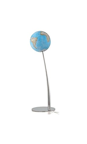 Atmosphere – Lámpara de pie Globo Terráqueo Iron Classic pie 110 cm