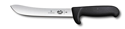 Victorinox fibrox Couteau de Cuisine Couteau Boucher Safety Nose 5.7603.18L Coupe Normal