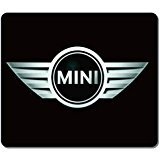 customized-textured-surface-water-resistent-large-mousepad-mini-cooper-logo-in-black-fashion-designs