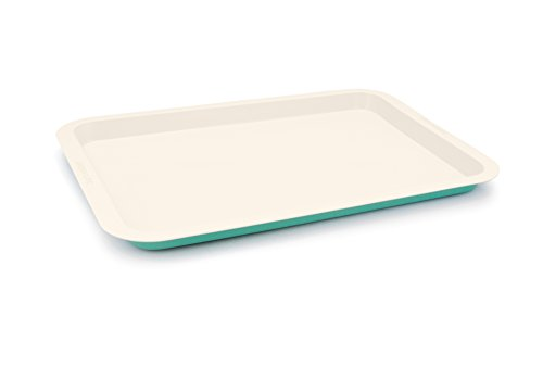 GreenLife Ceramic Non-Stick Cookie Sheet, Turquoise Non-stick Sheet