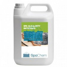 5kg Spa Wasseralkalinitätmittel von Spachem–Reine TA Plus Spa Chemikalien für Hottub, Spa, Schwimmbad-Wasserbehandlung