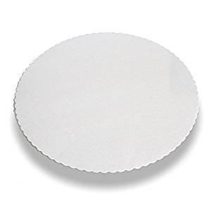 Papstar 11368, 100 Bases cartón tarta