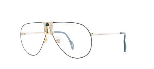 Preisvergleich Produktbild Longines Herren Brillengestell Gold Gold Grey