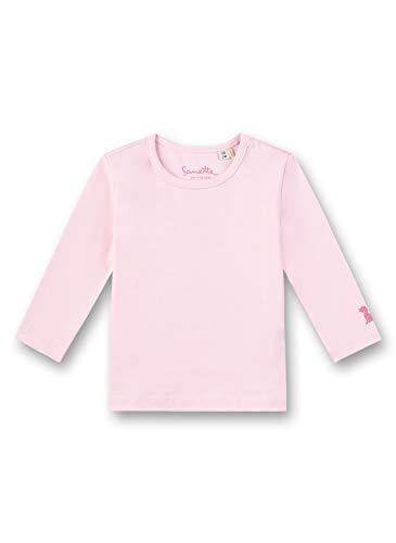 Sanetta Unisex Baby fiftyseven Shirt T-Shirt, per Pack Rosa (Magnolie 3609), 86 (Herstellergröße: 086) -