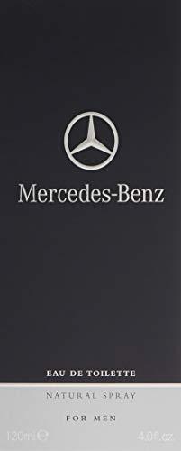 Mercedes-Benz For Men Eau de Toilette Natural Spray 120 ml