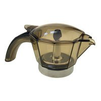 Kaffeekanne DLS 2Tassen (Kapsel), (Mikrowelle Karaffe)