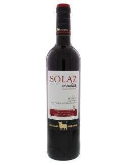 Preisvergleich Produktbild Osborne Solaz Tempranillo Cabernet Sauvignon