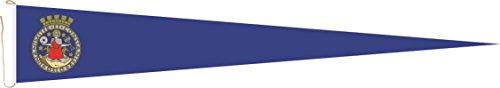 Haute Qualité pour U24 Long Fanion Oslo Drapeau 250 x 40 cm