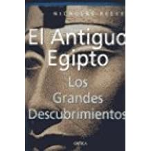 El Antiguo Egipto  los grandes descubrimientos