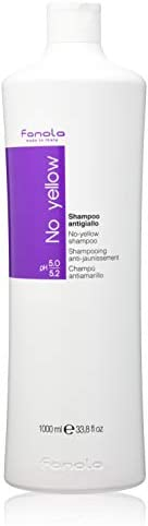 Fanola Shampoo Antigiallo - 1000Ml