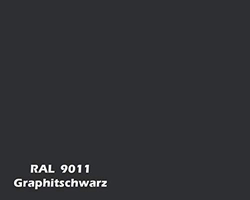 Silikona Silikon Fassadenfarbe 15L Apperleffekt UV-beständig RAL-Farben RAL 9011