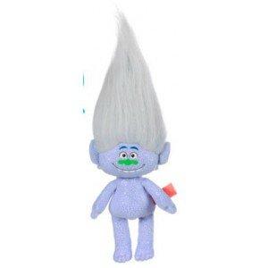 Trolls - Peluche Guy-Diamond 39cm, pelo canoso