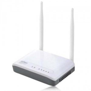 Edimax Wireless Router (Edimax br-6428ns V2 Router WLAN 4 Ports weiß)