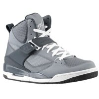 NIKE Schuhe Air Jordan Flight 45 High Grau 40.5 (Nike Jordan Flight Damen)