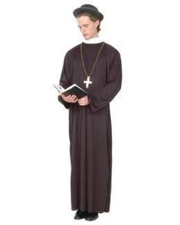 MENS PRIEST (Priest Costume)