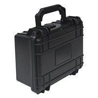 Valise Etanche Malette De Protection Flightcase De Rangement Grand Modele Noir