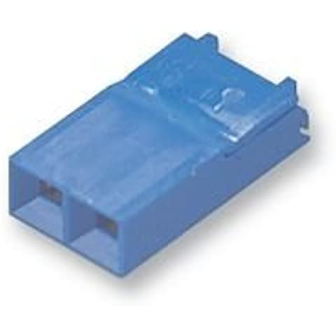 "SOCKET, JUMPER, 0.1"", TIN 65474-002LF Pack Of 10 Di AMPHENOL FCI"