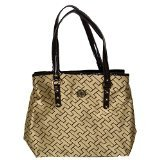 Women's Tommy Hilfiger Purse Handbag Tote Brown