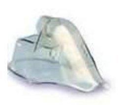 ( 4339 ) AIR LIQUIDE MEDICAL SYST. MASCHERA AEROSOL PED 472010