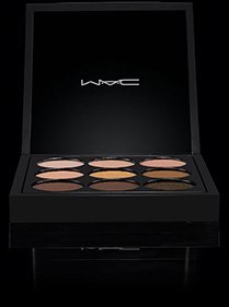 Mac Eye Shadow X 9: AMBER TIMES NINE by M.A.C (Lidschatten Mac)