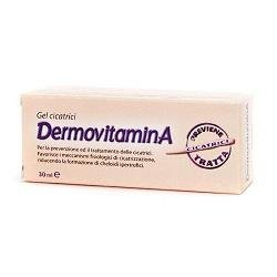 Dermovitamina gel per cicatrici, 30 ml