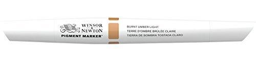 Winsor & Newton Pigment Marker, Burnt Umber Light by Winsor & Newton