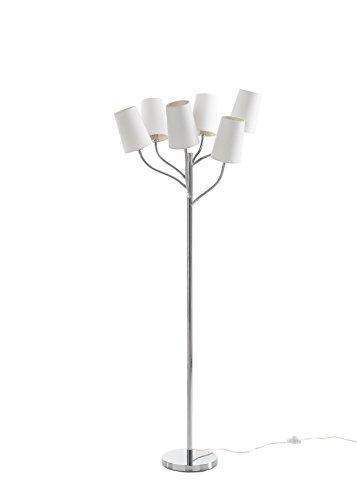 Tomasucci Tree Lampada da Terra, Bianco