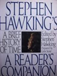 Stephen Hawking's A Brief History of Time: A Reader's Companion by Stephen Hawking (1992-05-01)