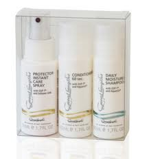 Great Lengths Reiseset 3 x 50 ml Shampoo, Conditioner, Carespray