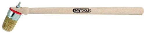 KS Tools 100.4020 Pincel redondo acodado pasta montaje