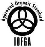 Irish Dulse Dried 100 grams Organic, From Emerald Isle Seaweed Organic certification