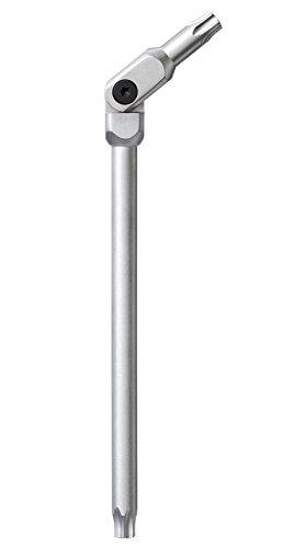 Bondhus 88245T45hex-pro Pivot Head Torx Schlüssel, Länge: 12,4cm chrom