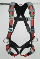Harness Evo Stock Aevoc13121110300 by MSA (Mine Safety Appliances Co) (Msa-harness)